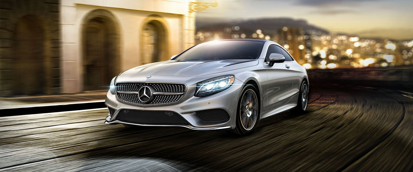 s-class luxury coupe | mercedes-benz