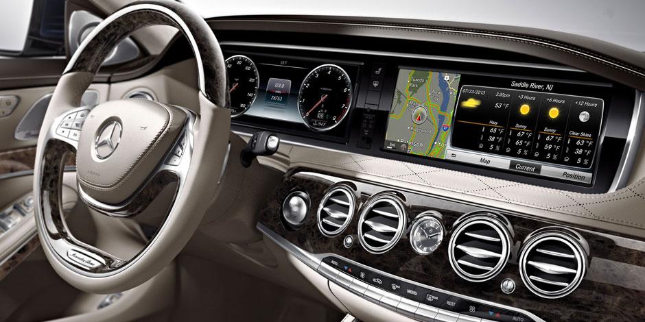 2015 s class s600 sedan 013 ccf d - Mercedes Benz 2014 S Class Interior