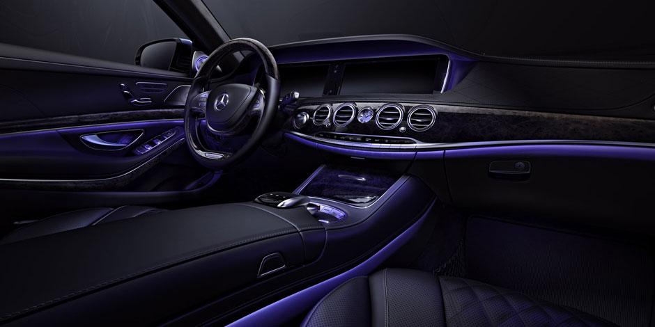 2015 s class sedan 012 ccf djpg - 2015 Mercedes S Class White