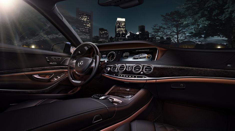 Mercedes-Benz 2015 S CLASS SEDAN GALLERY 018 GOI D
