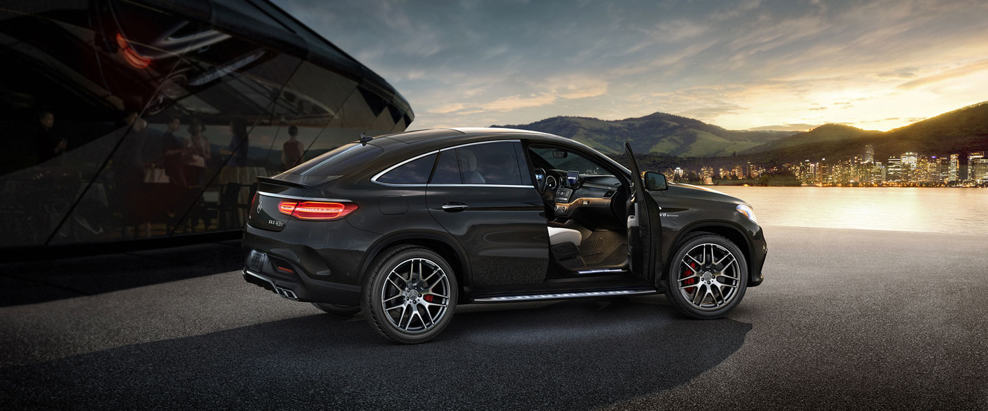 mercedes amg gle63 s coupe - Mercedes Benz Concept Coup Suv