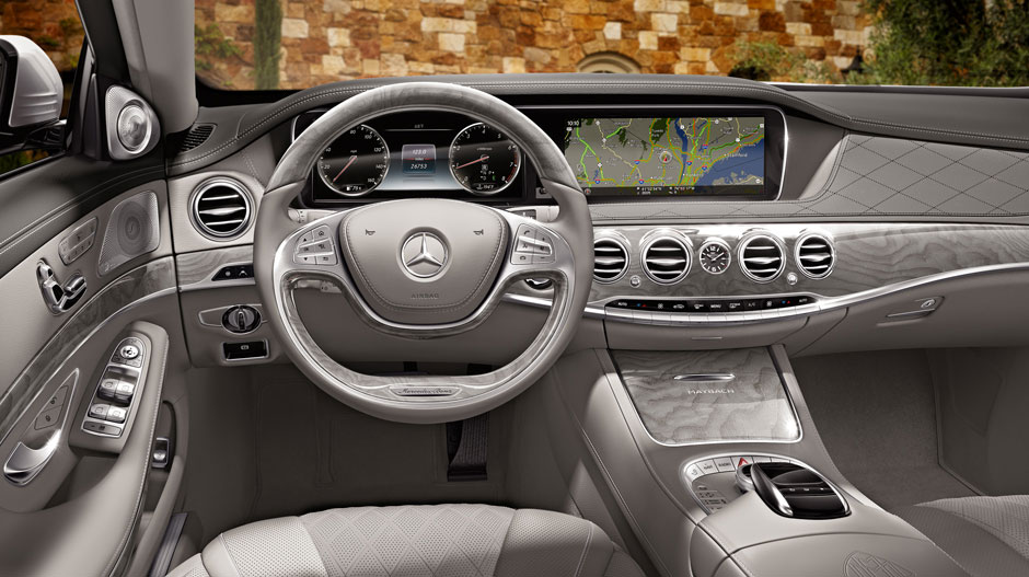 MercedesMaybach Sedan  MercedesBenz
