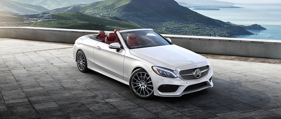 C-Class Luxury Performance Cabriolet | Mercedes-Benz