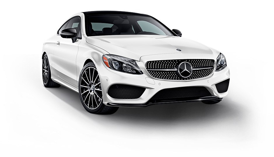 CClass Luxury Performance Coupe  MercedesBenz