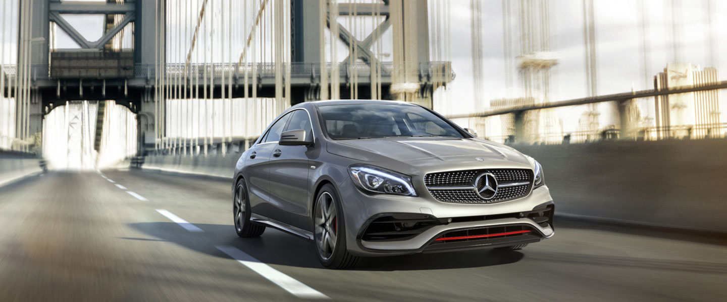 Cla 4 door us page about us for Mercedes benz contact us