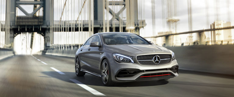 Cla 4 door coupe mercedes benz for Mercedes benz cla coupe 2017