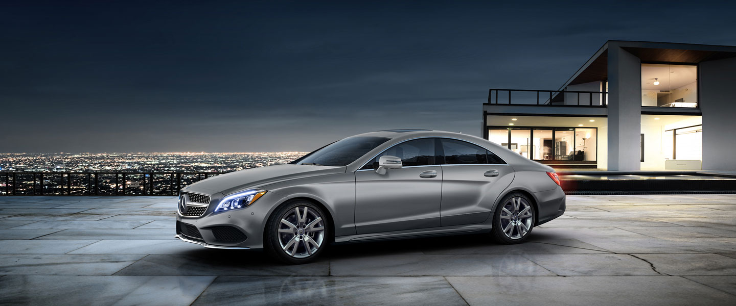 Image gallery 2017 cls 550 for 2017 mercedes benz cls class length