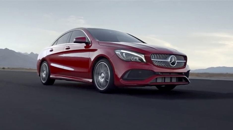 Great Mercedes Benz