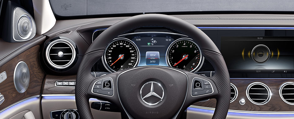 E-Class Sedan | Mercedes-Benz