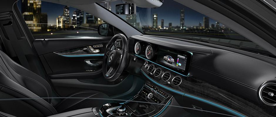 Mercedes-Benz 2016 E SDN GALLERY 004 G1 GFI D