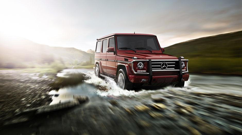 Mercedes-Benz 2017 G CLASS SUV GALLERY 006 GOE D