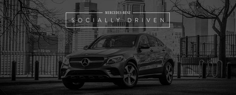 GLC Coupe Socially Driven