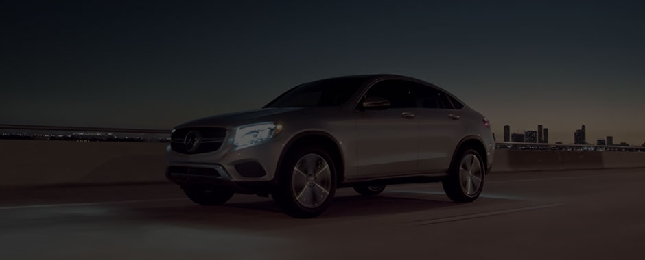 Mercedes-Benz 2017 GLC Coupe - Video Brochure