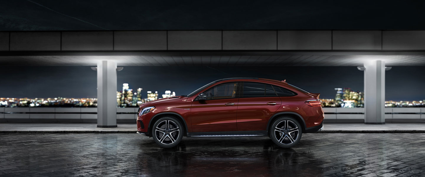 gle coupe - Mercedes Benz Concept Coup Suv