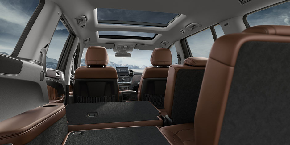 the mercedes benz gls can you guess the number of seats