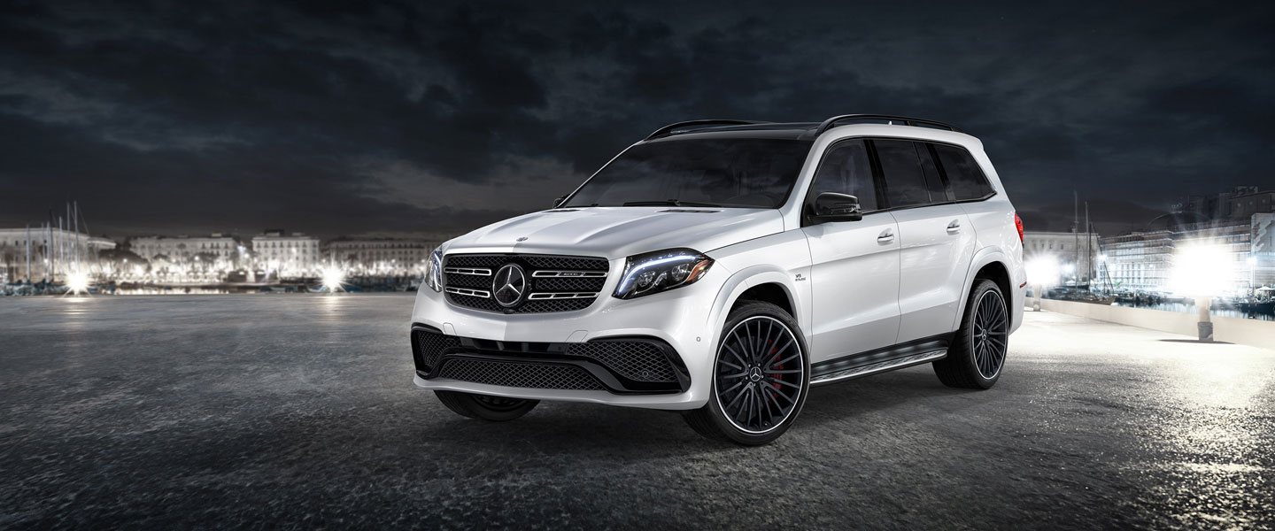The Mercedes Amg Gls63