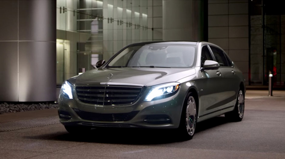 mercedes maybach s600 in iridium silver with silk beigeespresso brown interior - Mercedes Maybach Interior