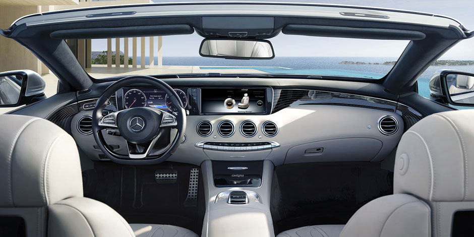 A Flagship For The Road And Sky: The S Class Cabriolet Returns