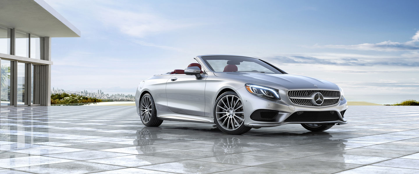 2017 Mercedes-Benz S-Class Cabriolet Delivers Unrivaled Droptop ...