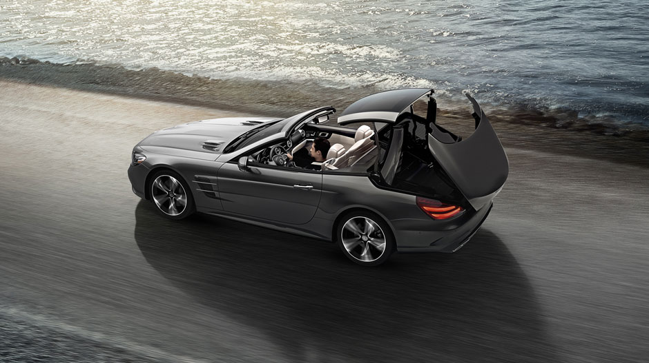 Mercedes-Benz 2017 SL ROADSTER GALLERY 015 GOE D