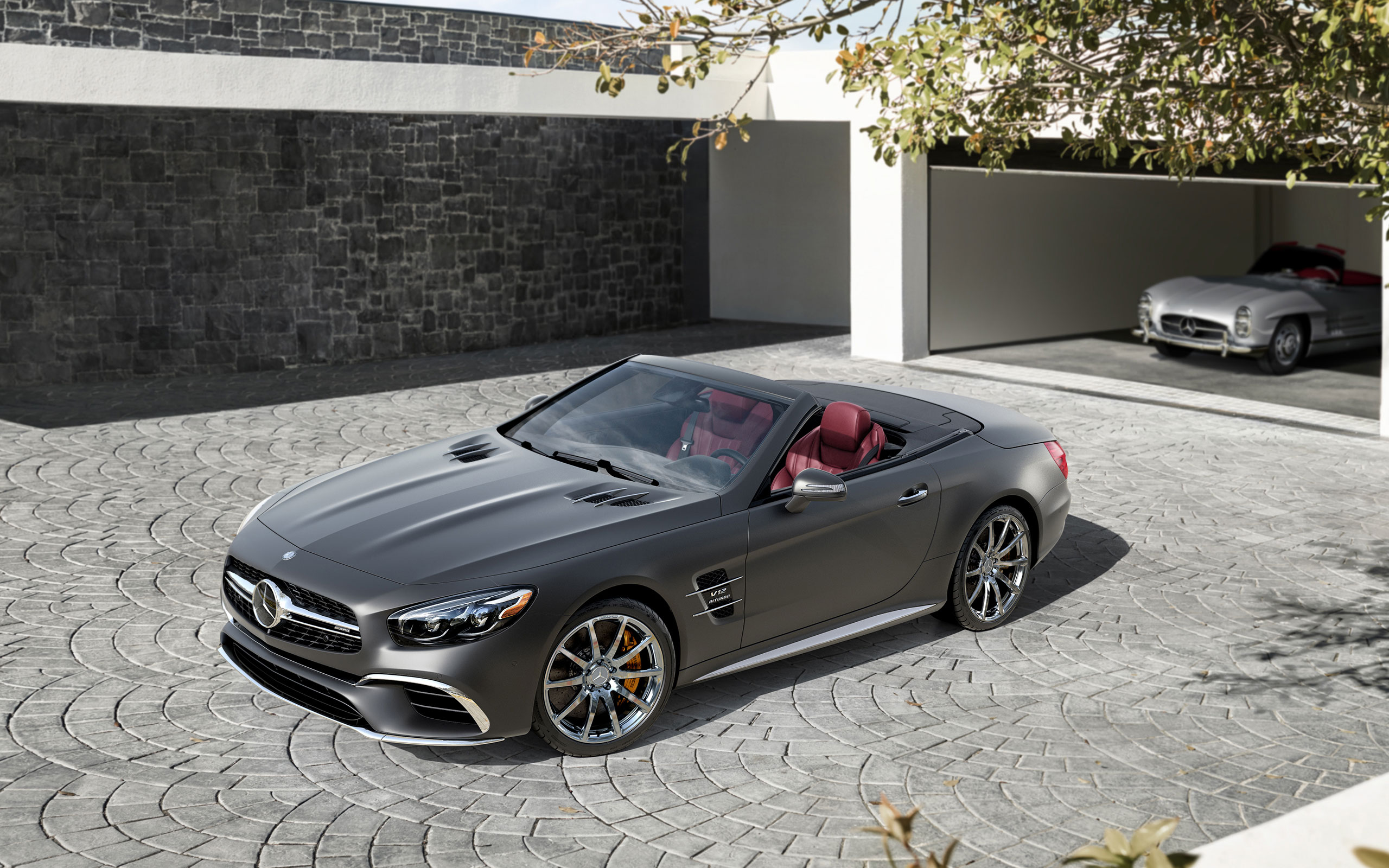 SL Roadster | Mercedes-Benz