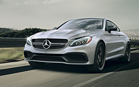 2018 C Cl Coupe Amg Carousel Right 3