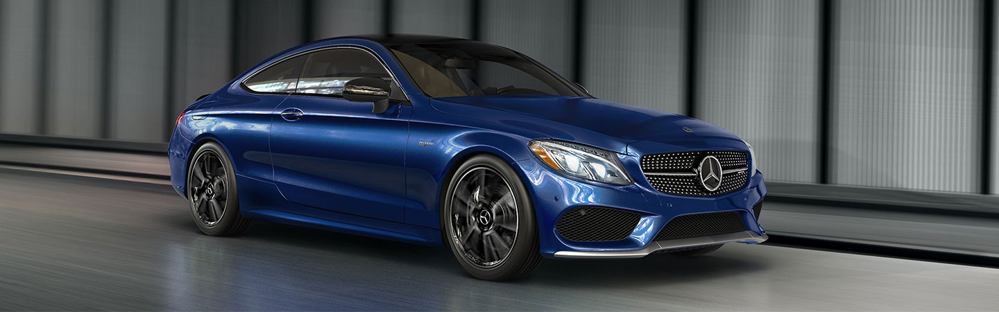 Amg C Cl Performance Coupe Mercedes Benz