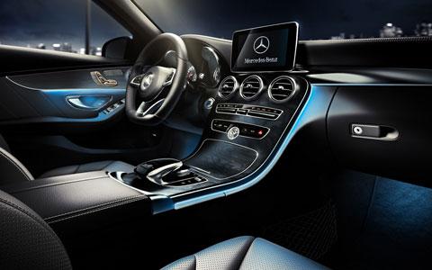 CClass Sedan  MercedesBenz