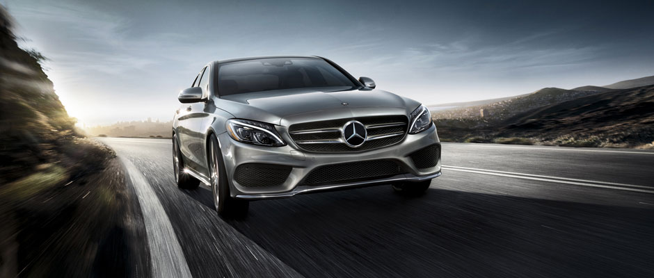 Mercedes-Benz 2018 C SEDAN GALLERY 004 SET C FE D
