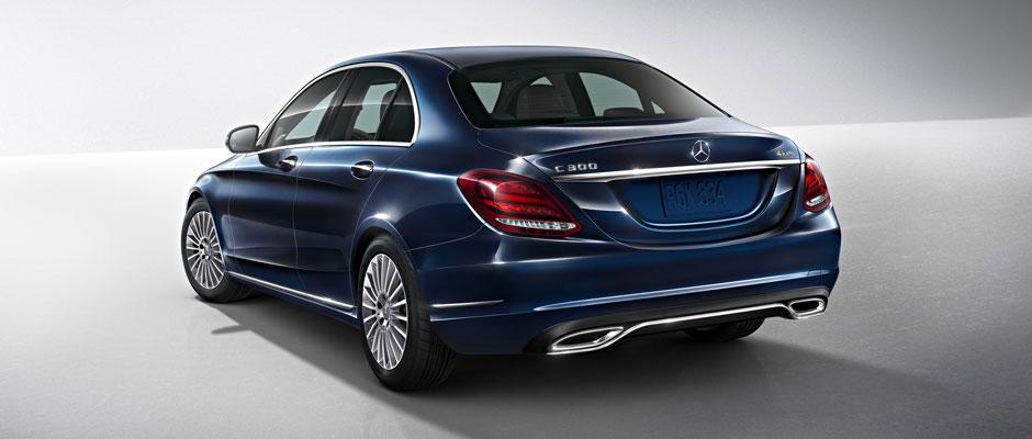 Mercedes-Benz 2018 C SEDAN GALLERY 009 SET E FE D