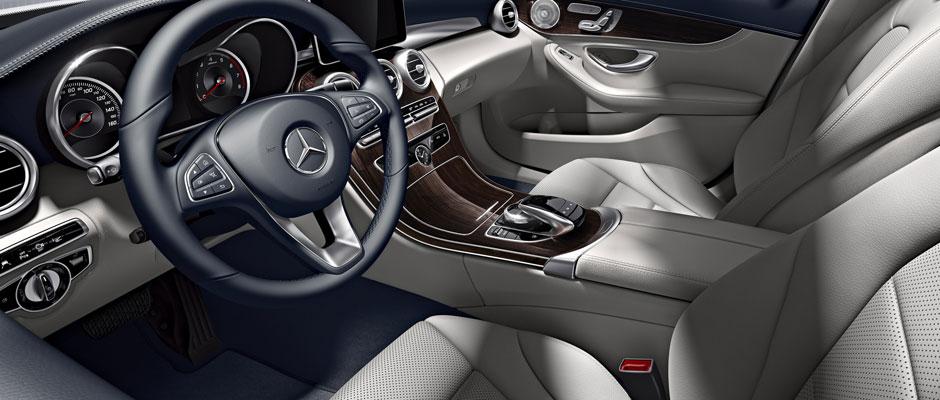Mercedes-Benz 2018 C SEDAN GALLERY 011 SET K FI D