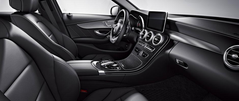 Mercedes-Benz 2018 C SEDAN GALLERY 013 SET K FI D