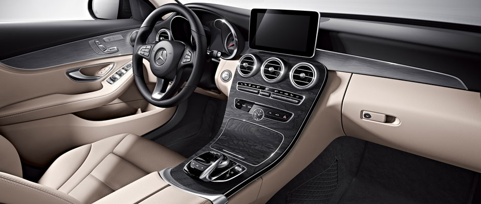 Mercedes-Benz 2018 C SEDAN GALLERY 016 SET N FI D