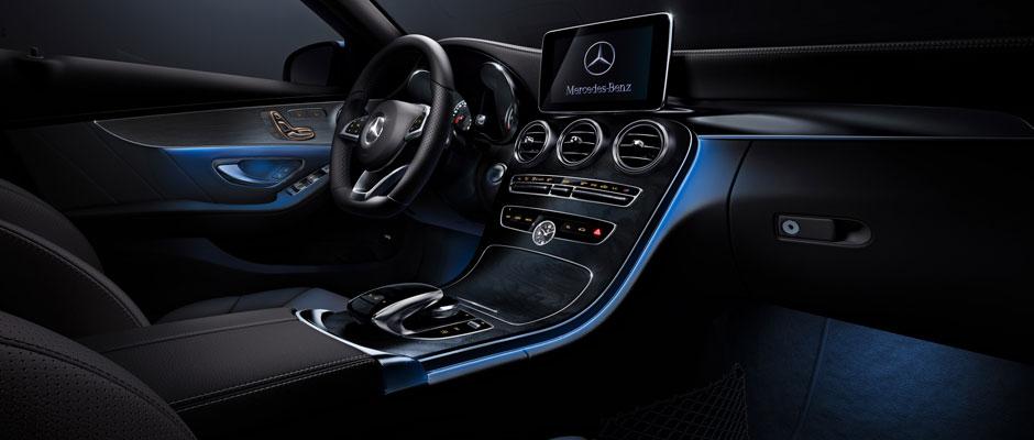 Mercedes-Benz 2018 C SEDAN GALLERY 019 SET N FI D