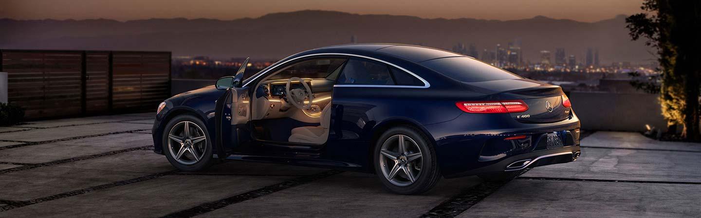 EClass Coupe  MercedesBenz