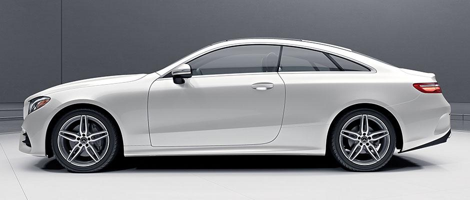 Mercedes-Benz 2018 E COUPE GALLERY 002 SET B FE D
