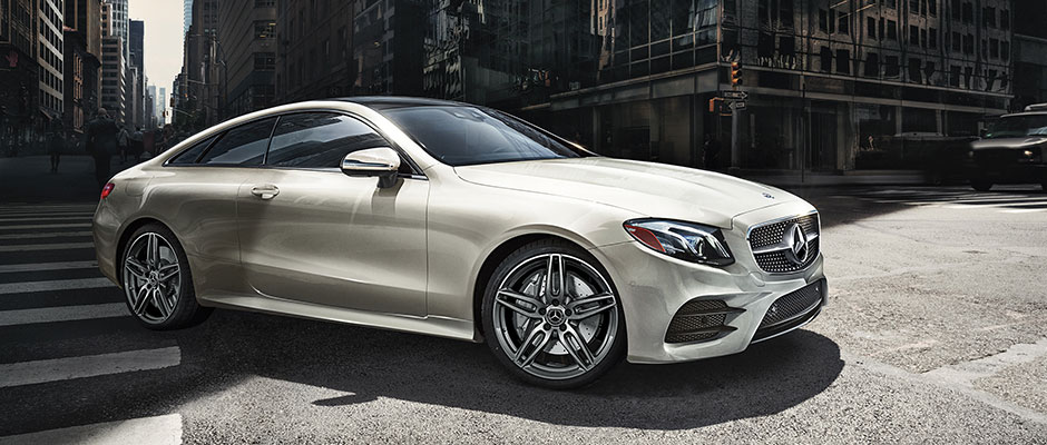 Mercedes-Benz 2018 E COUPE GALLERY 006 SET G FE D
