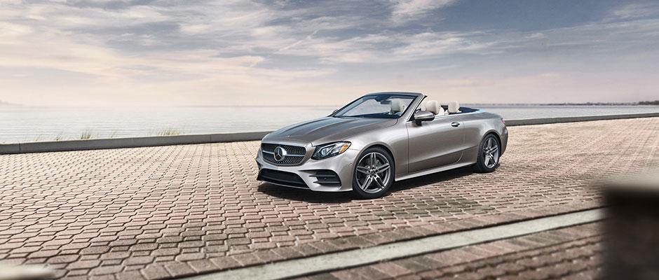 Mercedes-Benz 2018 E CABRIOLET GALLERY 002 SET I FE D