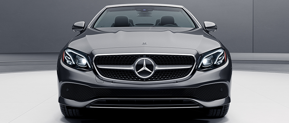 Mercedes-Benz 2018 E CABRIOLET GALLERY 005 SET I FE D