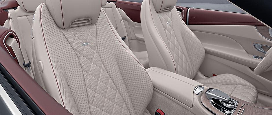 Mercedes-Benz 2018 E CABRIOLET GALLERY 008 SET O FI D