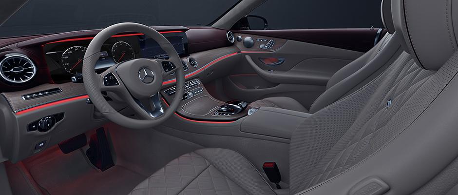 Mercedes-Benz 2018 E CABRIOLET GALLERY 009 SET O FI D