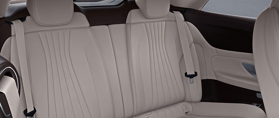 Mercedes-Benz 2018 E CABRIOLET GALLERY 011 SET O FI D