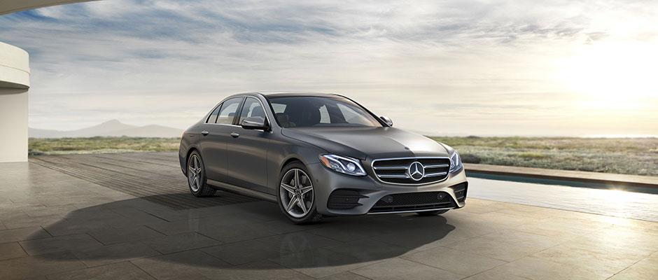 Mercedes-Benz 2018 E SEDAN GALLERY 001 SET R FE D