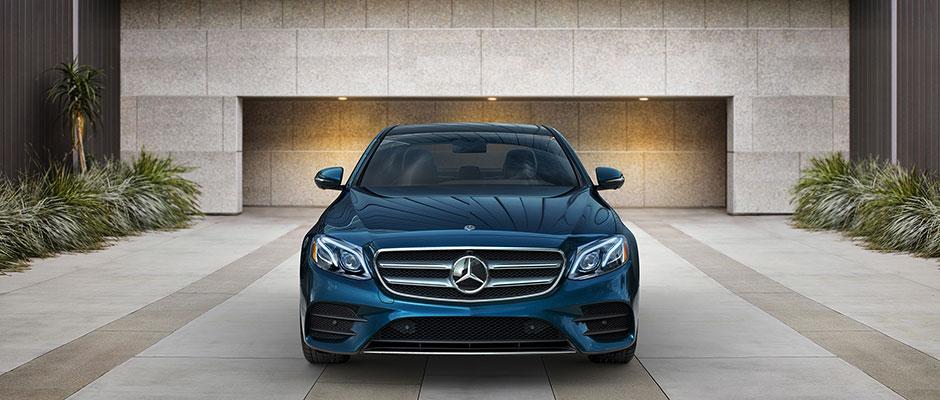 Mercedes-Benz 2018 E SEDAN GALLERY 002 SET R FE D