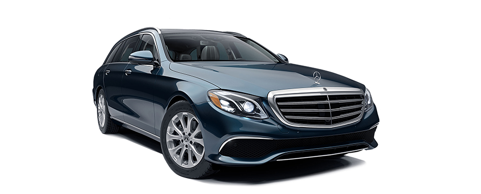 E-Class Luxury Wagon | Mercedes-Benz