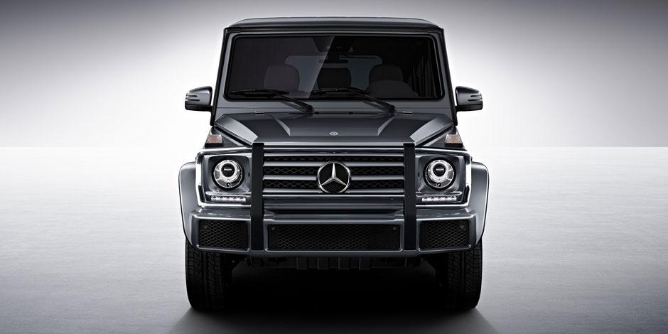 G-Class SUV | Mercedes-Benz