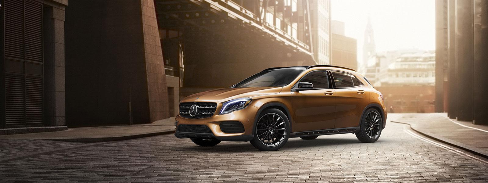 Gla Suv Mercedes Benz