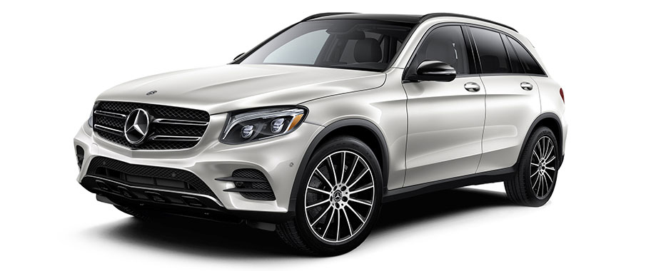 glc midsize suv | mercedes-benz