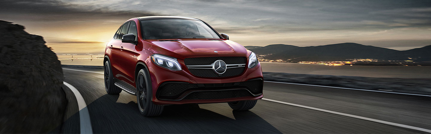 amg gle luxury performance coupe | mercedes-benz