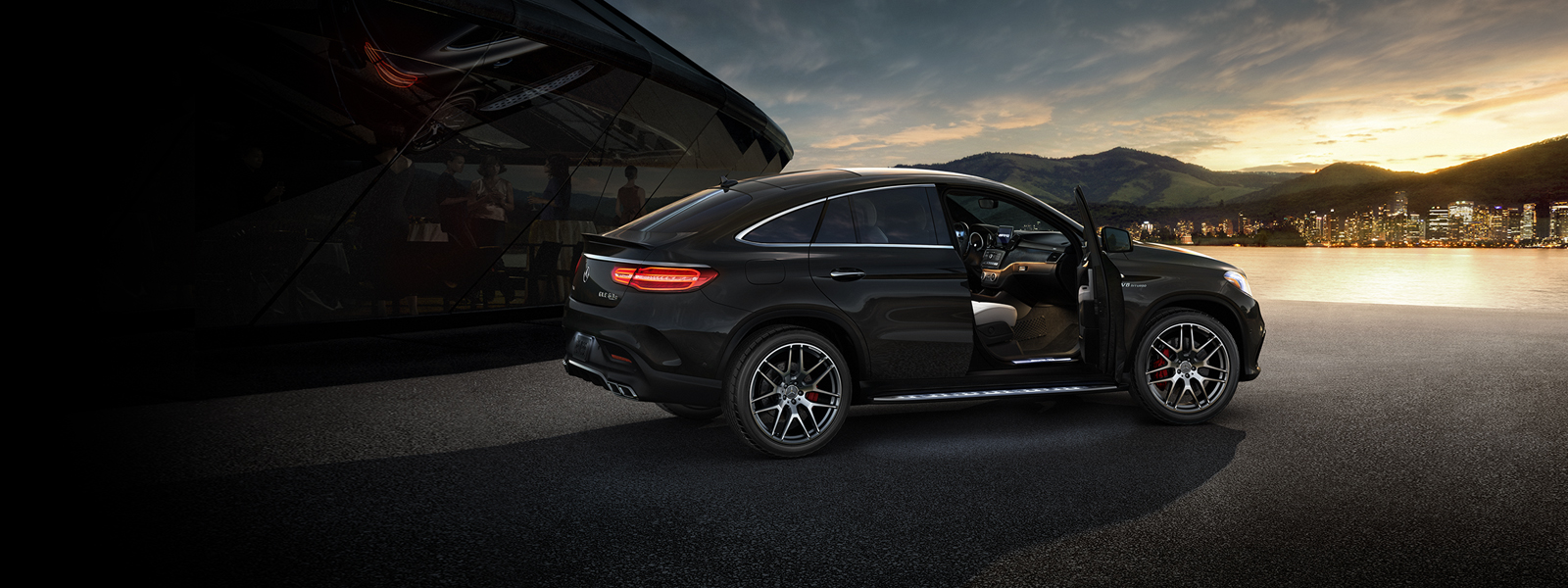 Mercedes benz classe gle coupe id e d 39 image de voiture for Performance mercedes benz
